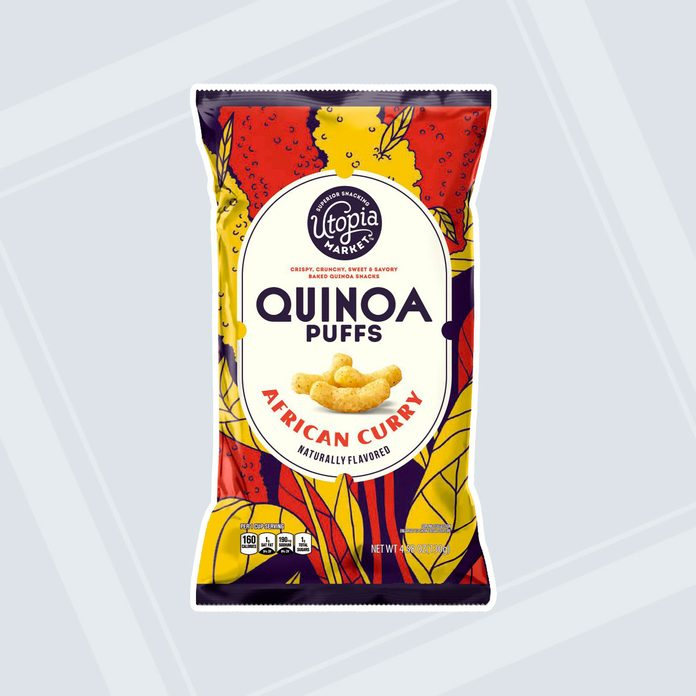 Utopia Market Quinoa Puffs