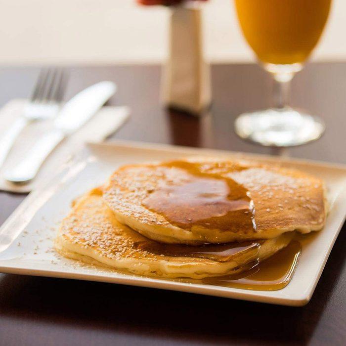 Yvonne's, Oregon City pancakes