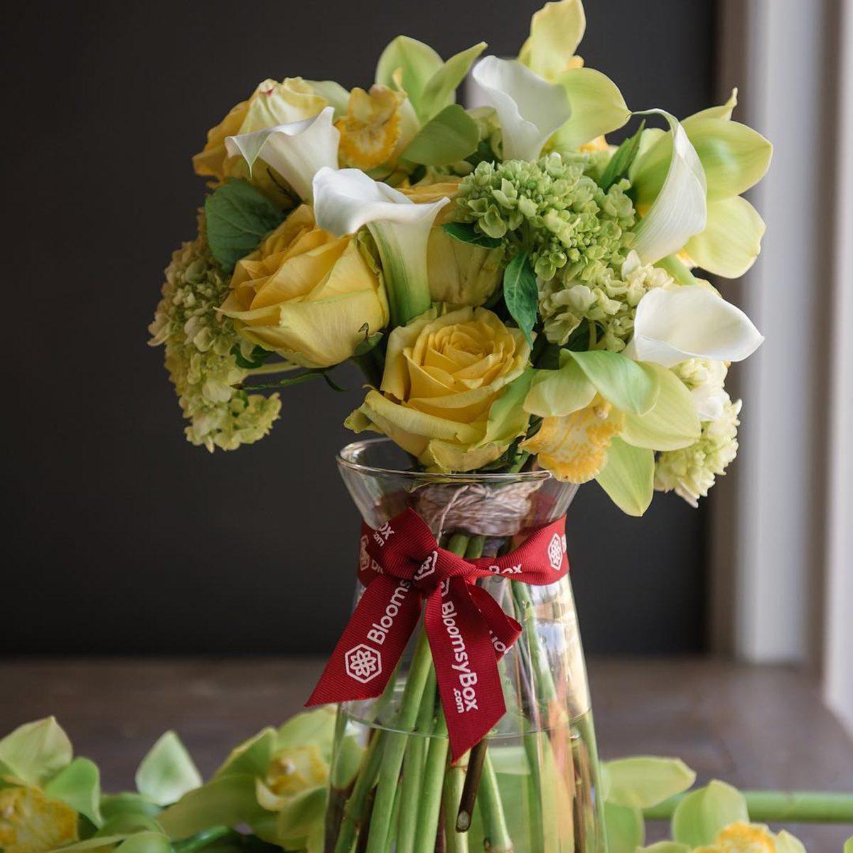 BloomsyBox bouquet