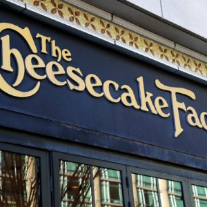 Cheesecake Factory Is Planning to Reopen 124 Dining Rooms Later This June