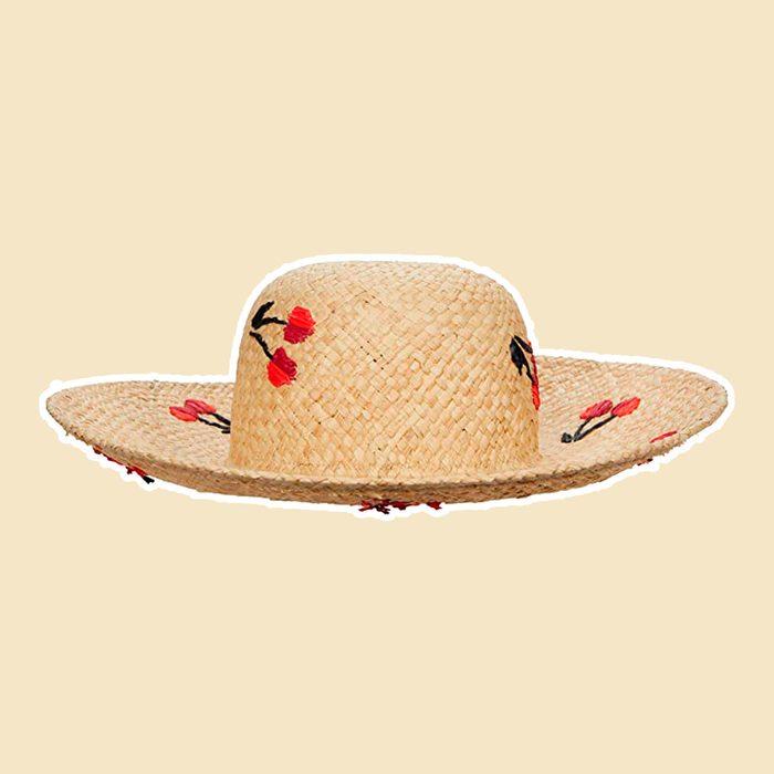Cherries Sun Hat