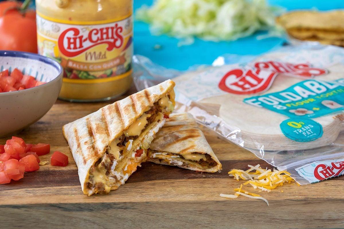 Chi-Chi's foldable tortillas