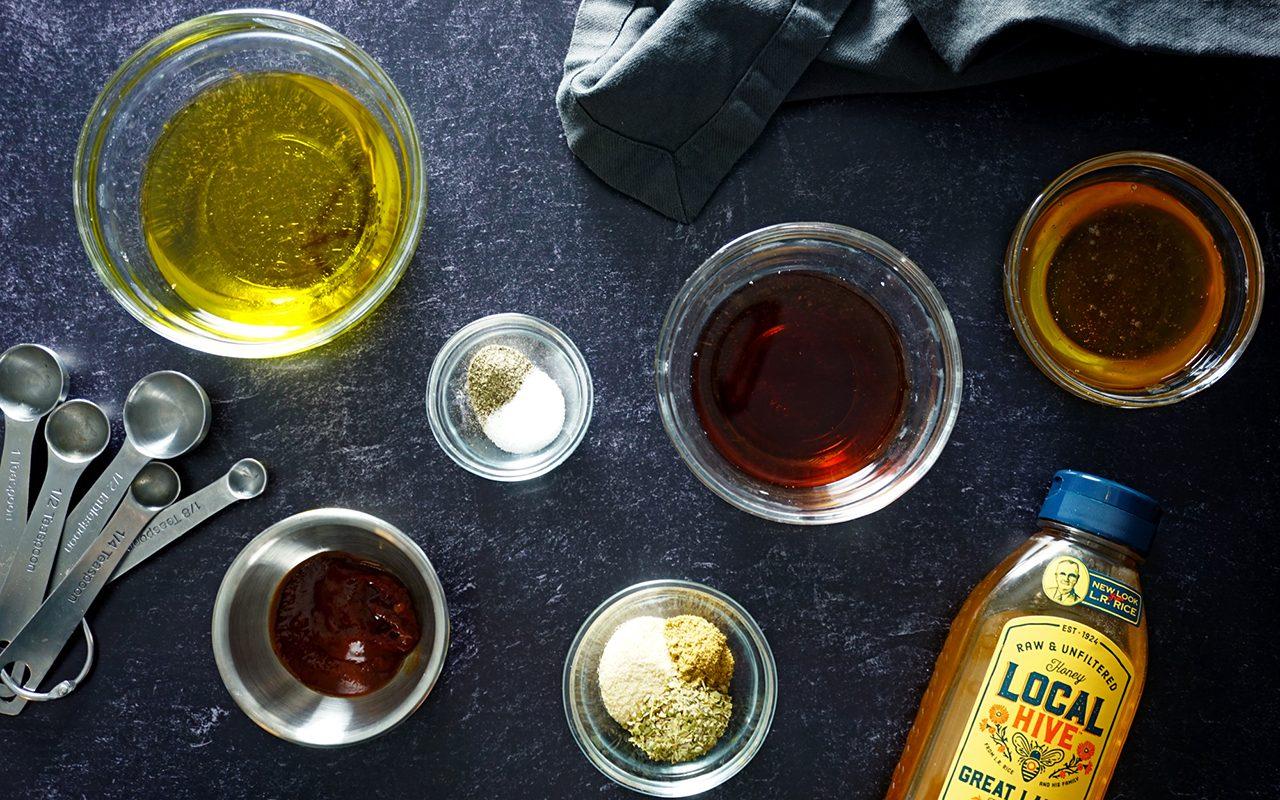 copycat chipotle honey vinaigrette ingredients