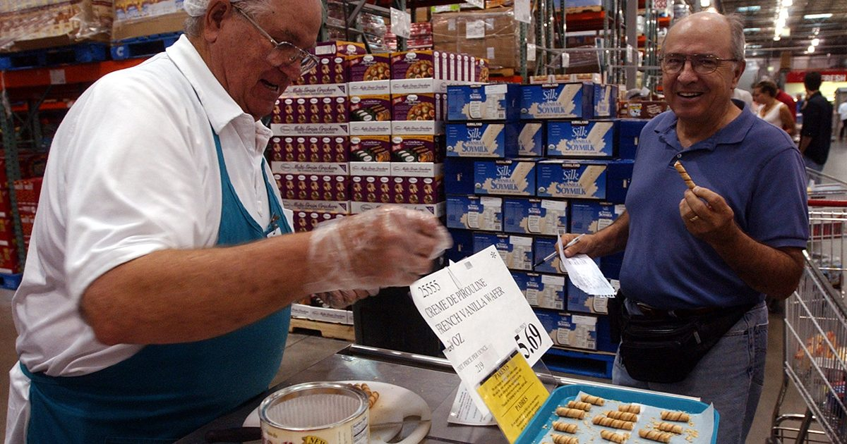 Costco Will Start Handing Out Its Free Samples Again Later This Month