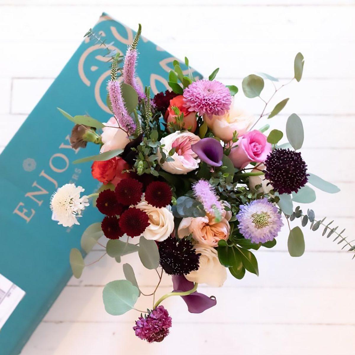 Enjoy Flowers bouquet