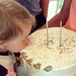 Chip and Joanna Gaines' Son Enjoyed His Birthday Cake in the Cutest Way Possible