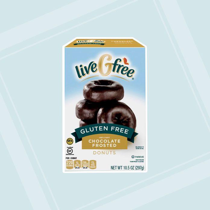 Livegfree Gluten Free Donuts