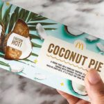 McDonald's Singapore Has a Coconut Pie That's Packed with Tropical Flavor