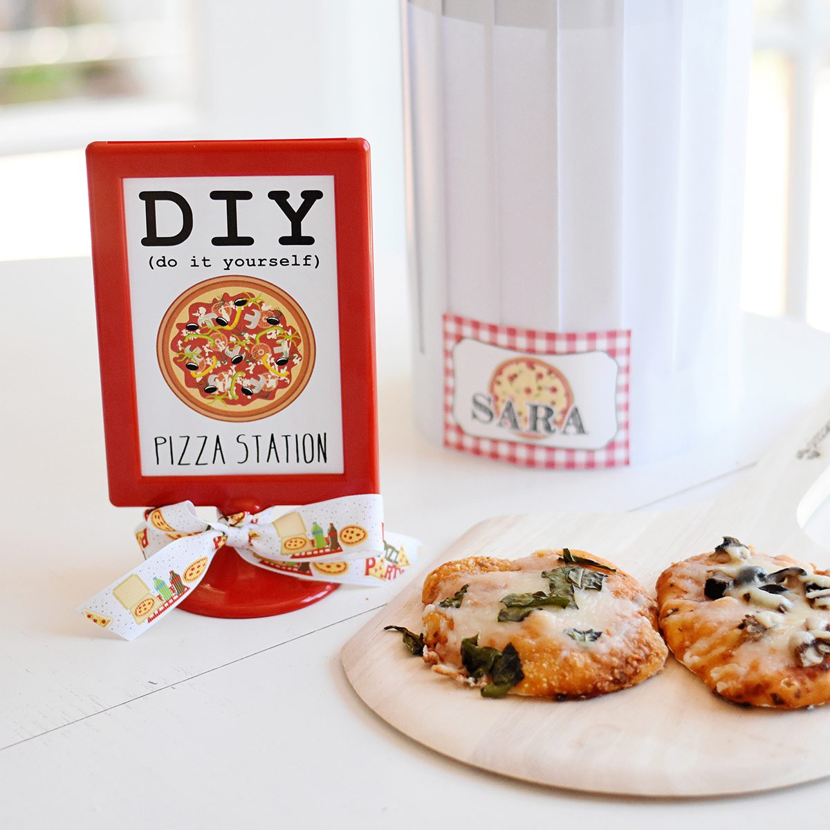 pizza decoration ideas for Pizza birthday party ideas