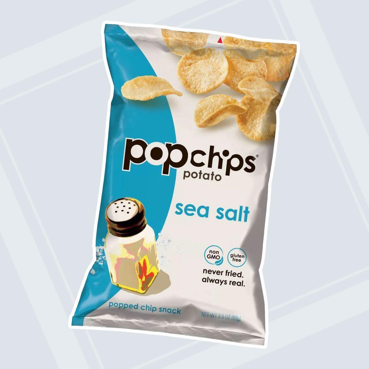 Popchips Sea Salt- 5oz