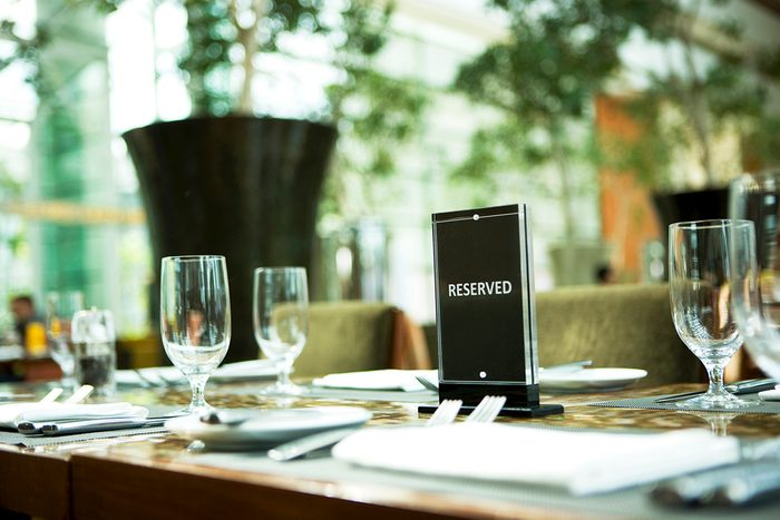 """""""Reserved sign on a table, Canon 1Ds mark III"""""""