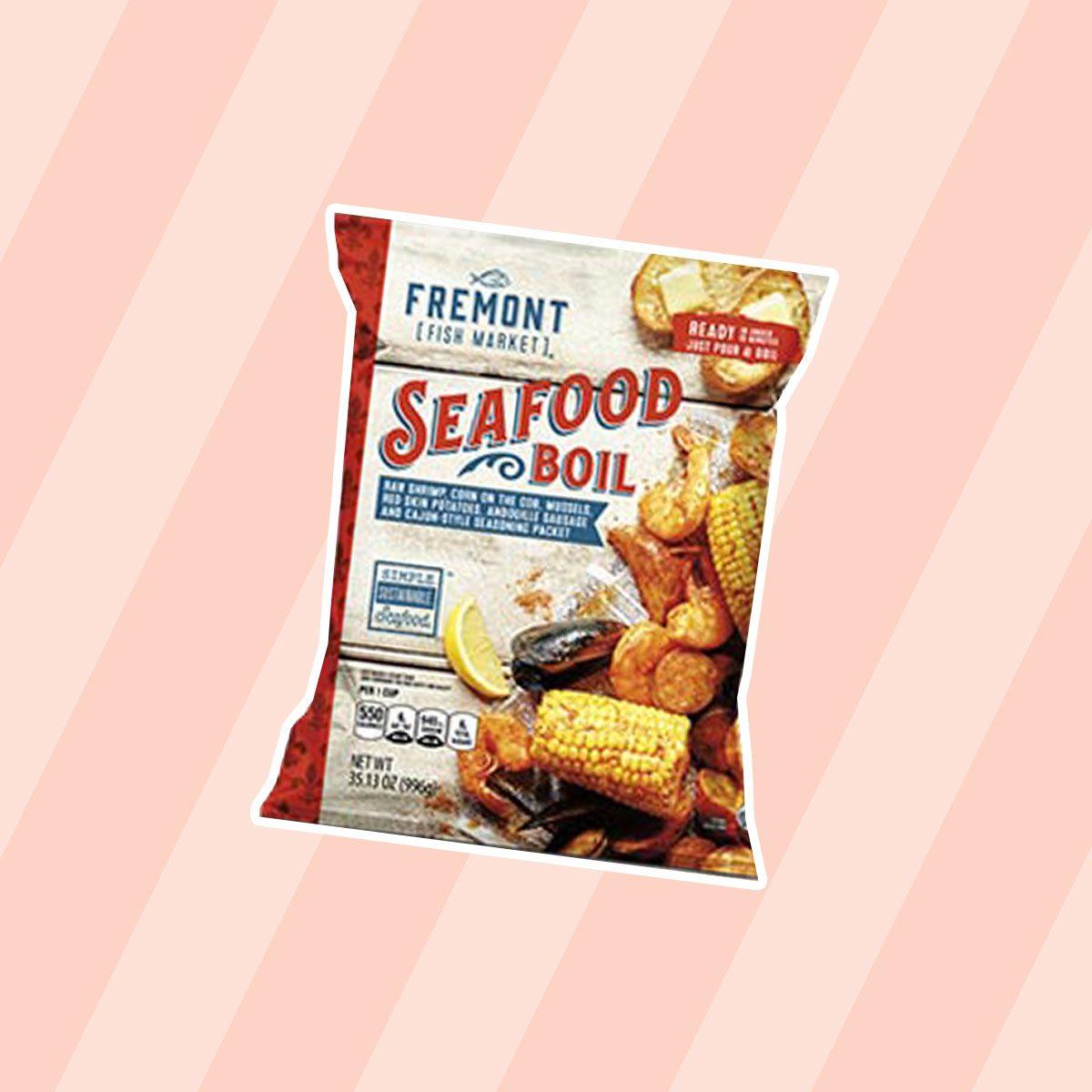 Fremont Fish Market Seafood Boil