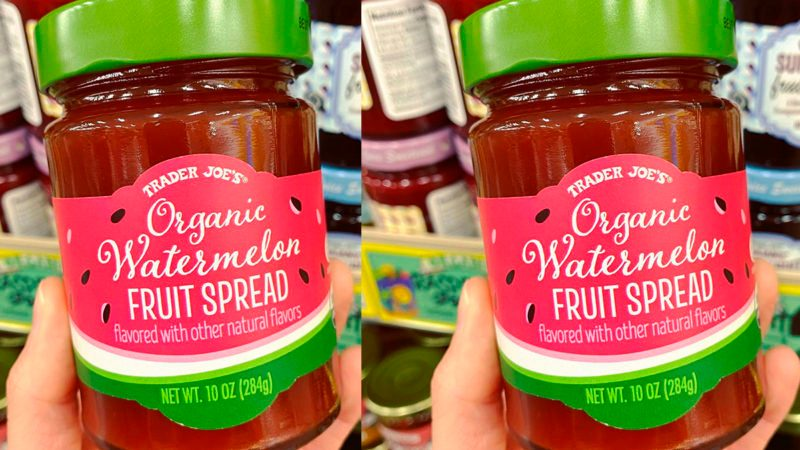 Trader Joes new watermelon spread