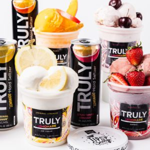 Truly Is Selling BOOZY Ice Cream and Sorbet That Taste JUST Like Hard Seltzer