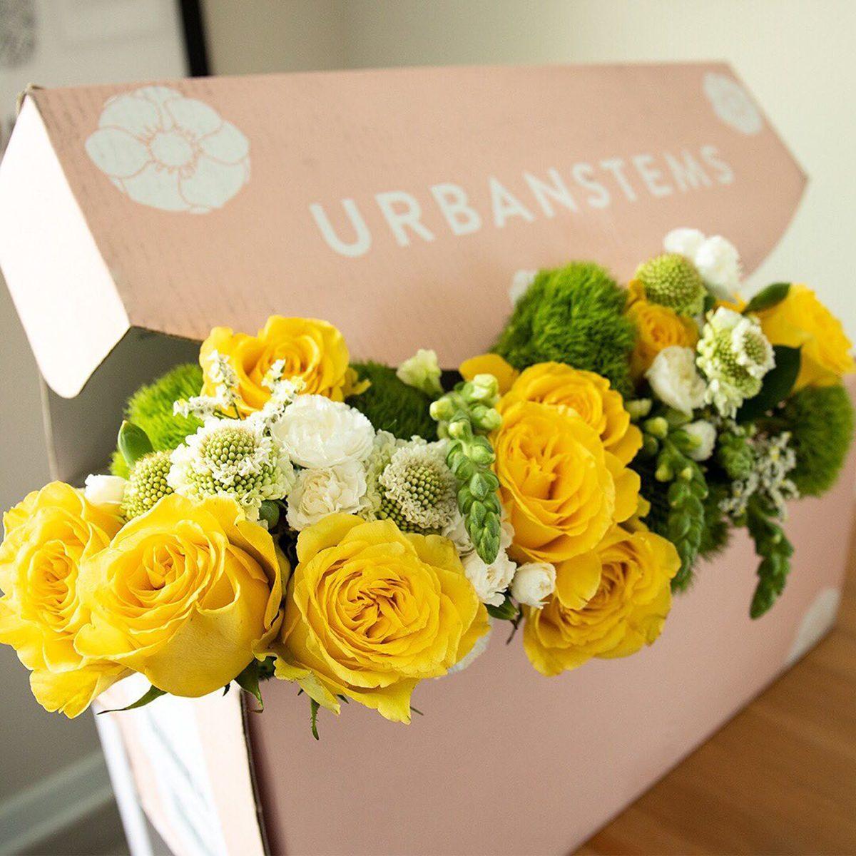 Urban Stems bouquet