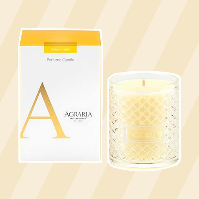 Agraria Golden Cassis Candle2