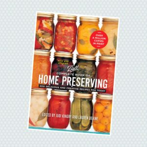Our Favorite Canning Cookbook Titles
