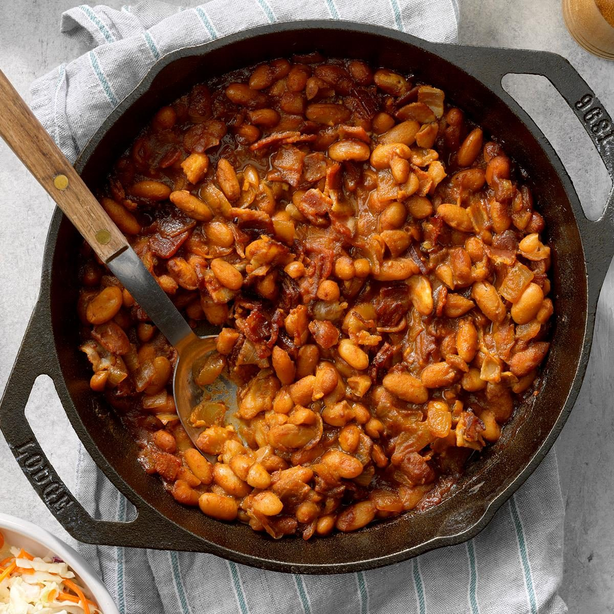 Runner-Up: Baked Cannellini Beans