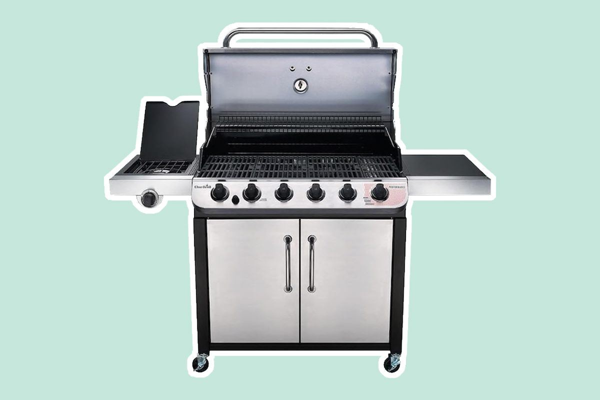 Char-Broil Performance Propane Gas Grill