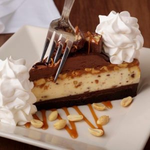 Cheesecake Factory Is Releasing a Brand-New Chocolate Caramel Cheesecake This July