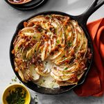 Granny's Apple Scalloped Potatoes