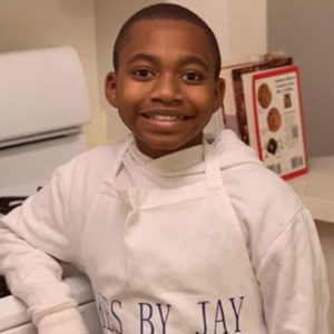 This Young Baker Makes Pies to Help Fight Hunger in His Community