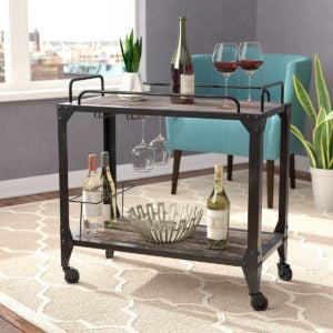 The Perfect Bar Cart for Every Style