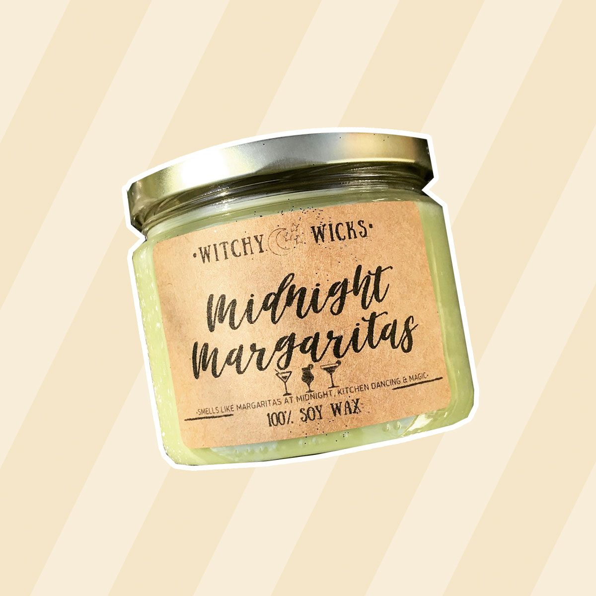 Witchy Wicks Midnight Margaritas