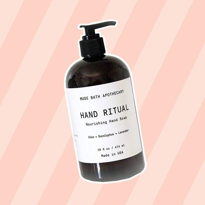 Muse Bath Hand Ritual