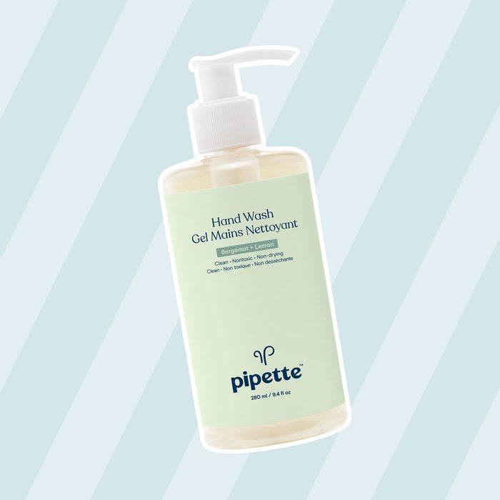 Pipette Hand Wash