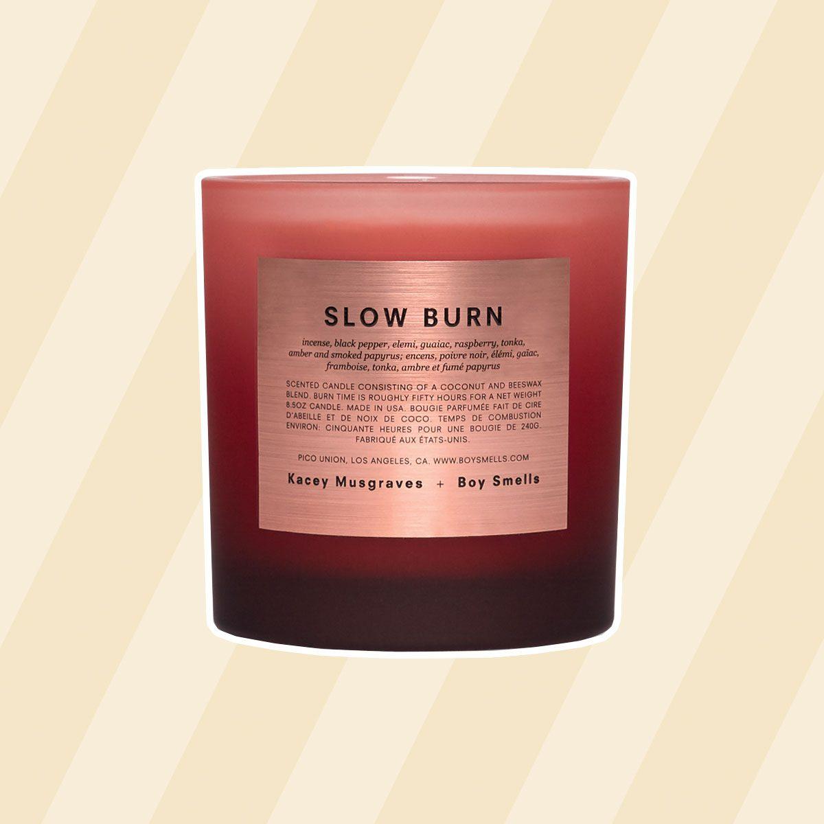 Boy Smells Slow Burn