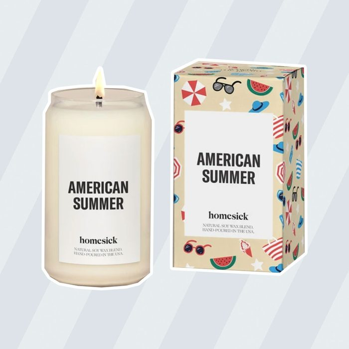 American Summer Candle