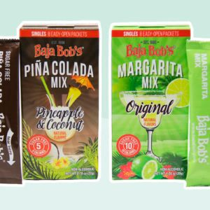 Walmart Is Selling Single-Serve Packets That Make Instant Margaritas and Pina Coladas