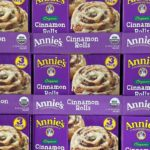 Costco Is Selling HUGE Boxes of Annie's Cinnamon Rolls, So Breakfast Is Served