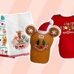 Disney Just Shared a Sneak Peek of Their New Holiday Collections