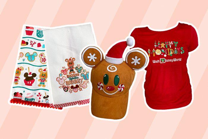 Disney Christmas in July sneak peek items