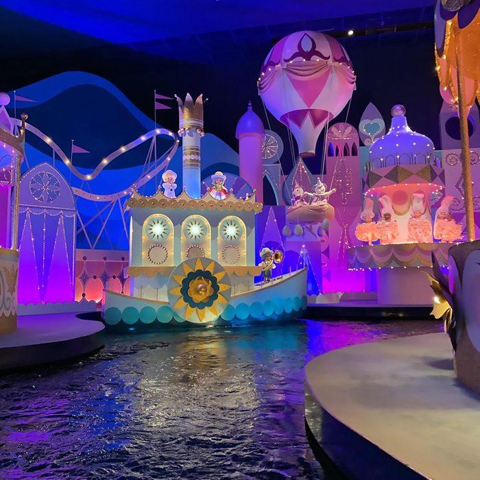 Disney's It's a Small World boat ride