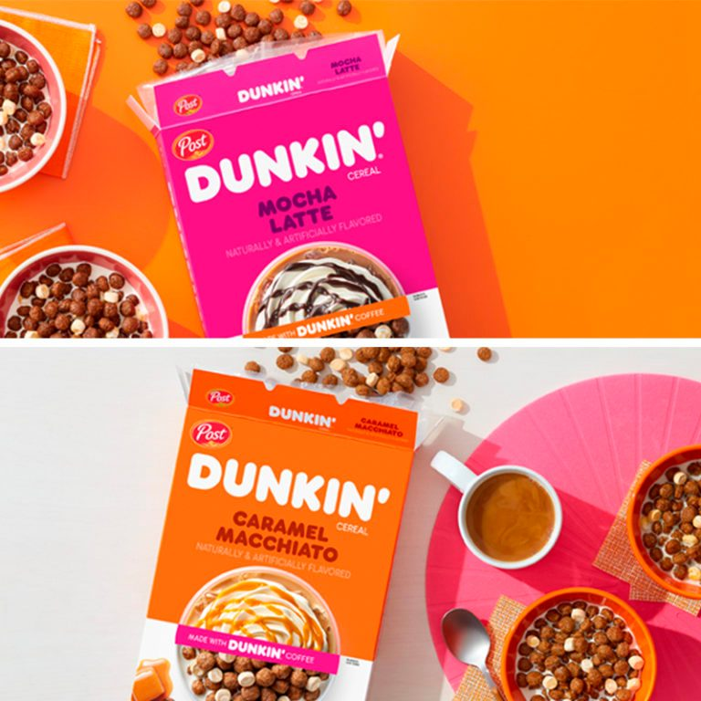 New Dunkin cereal