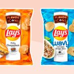 Lay's JUST Dropped 5 New Restaurant-Inspired Flavors, Including Philly Cheesesteak