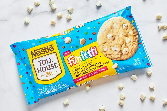 Nestle new Funfetti Morsels