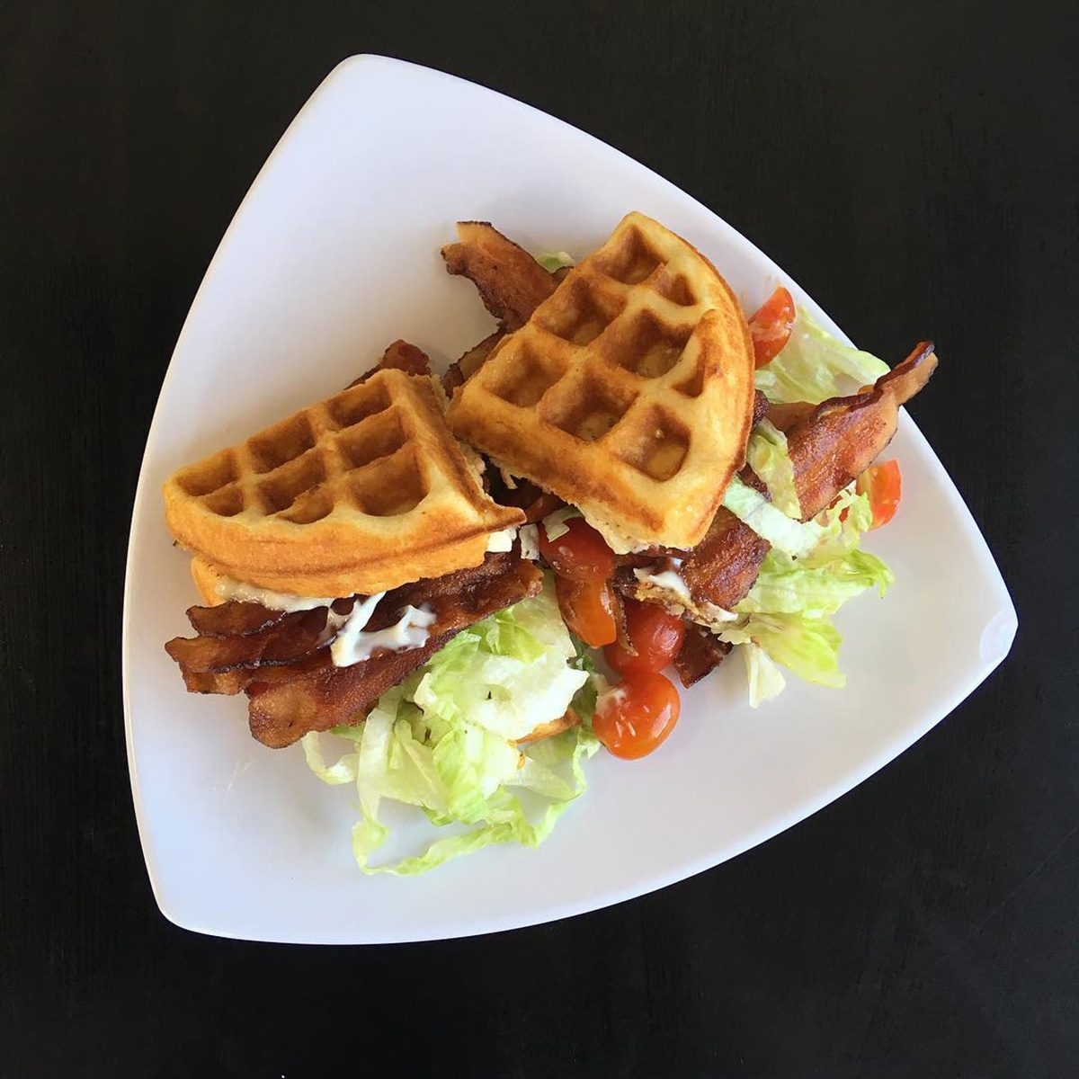 The best waffles in New Mexico