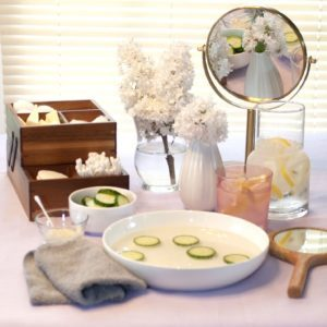 How to Throw a Soothing Spa Party for Kids