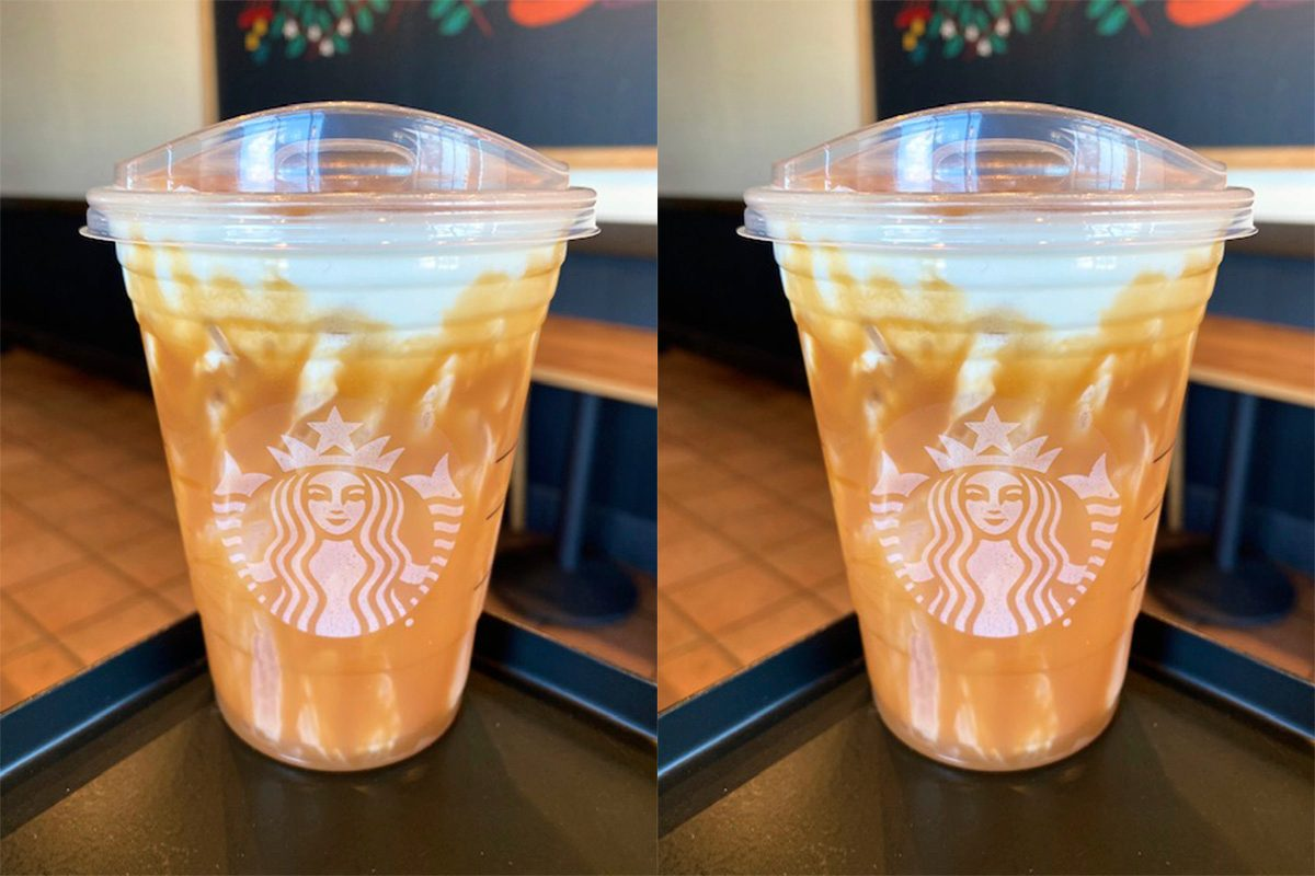 Starbucks Apple Pie drink