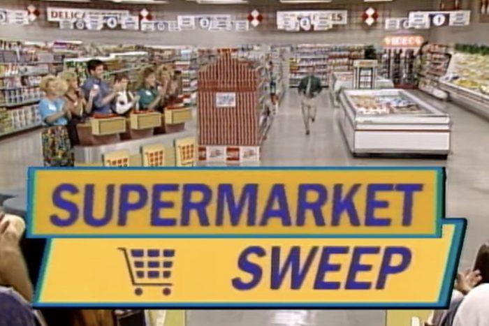 Supermarket Sweep now on Netflix