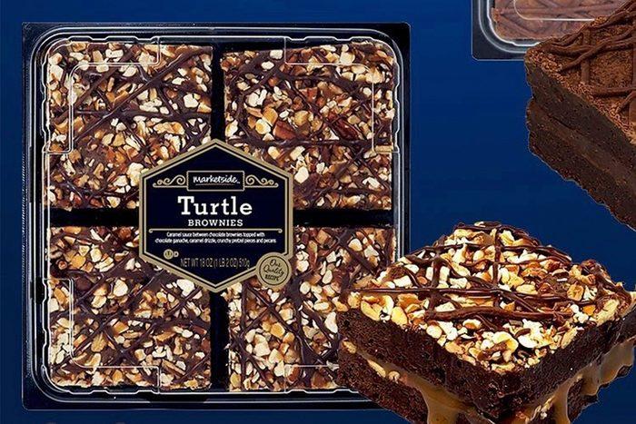 Walmart's new turtle dessert bars