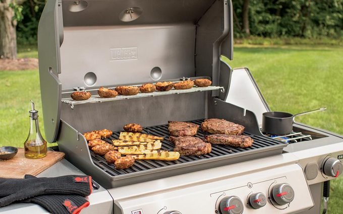 Weber natural gas grill, best gas grill
