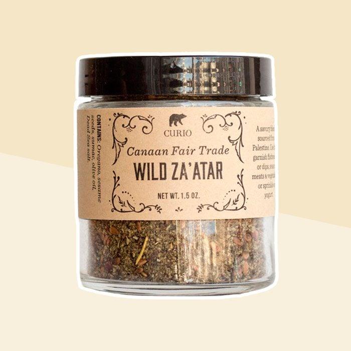 Wild Za'atar