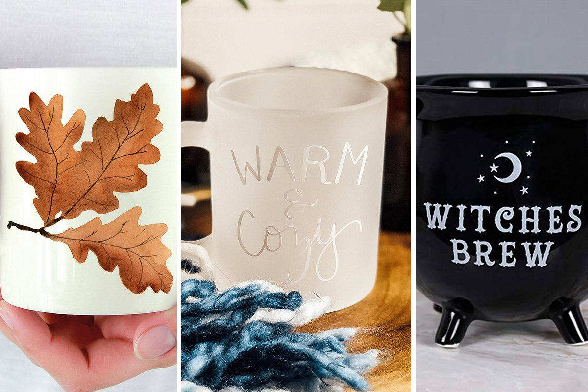 10 Adorable Fall Mugs That You Ll Love To Cozy Up With