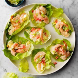Aunt Karen's Shrimp Salad