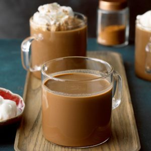 Bourbon Chocolate Pumpkin Latte